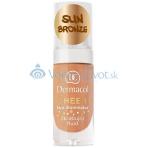 Dermacol Sheer Face Illuminator 15ml - Sun Bronze