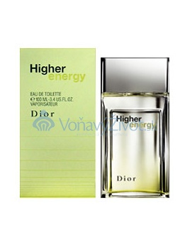 Dior Higher Energy M EDT 100ml