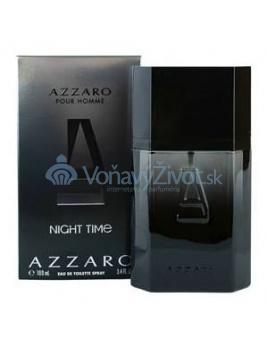 Azzaro Pour Homme Night Time M EDT 100ml
