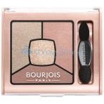 Bourjois Paris Smoky Stories Quad Eyeshadow Palette 3,2g - 14 Tomber Des Nudes
