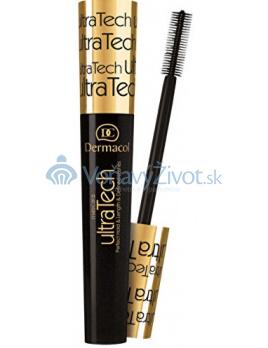 Dermacol Ultra Tech Mascara 10ml - Black