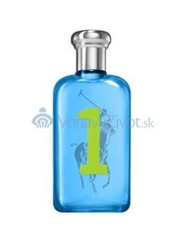 Ralph Lauren Big Pony 1 for Women Blue W EDT 100ml TESTER