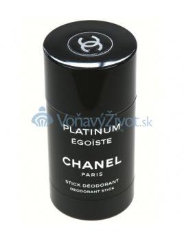 Chanel Platinum Egoiste Pour Homme Deo Stick 75ml