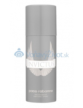 Paco Rabanne Invictus Deosprej 150ml M