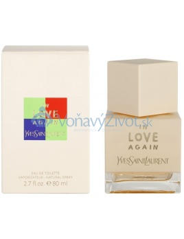 Yves Saint Laurent La Collection In Love Again W EDT 80ml