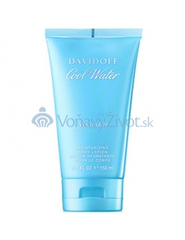 Davidoff Cool Water Moisturizing Body Lotion W 150ml