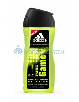 Adidas Pure Game 250ml