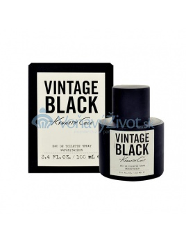 Kenneth Cole Vintage Black M EDT 100ml