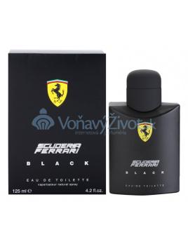 Ferrari Scuderia Ferrari Black M EDT 125ml