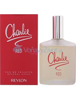 Revlon Charlie Red W EDT 100ml