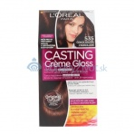 L'Oréal Paris Casting Creme Gloss 1ks W 535 Chocolate