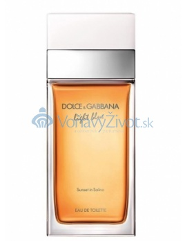 Dolce & Gabbana Light Blue Sunset in Salina W EDT 100ml TESTER