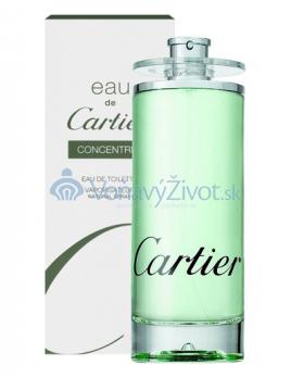 Cartier Eau de Cartier Concentrée EDT UNI 200