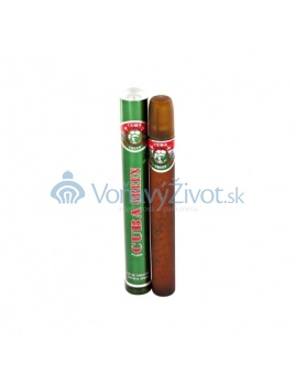 CUBA Cuba Green Standardní balení 35ml M
