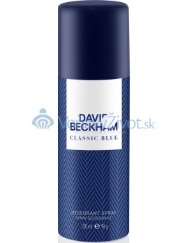 David Beckham Classic Blue Deodorant 150ml M